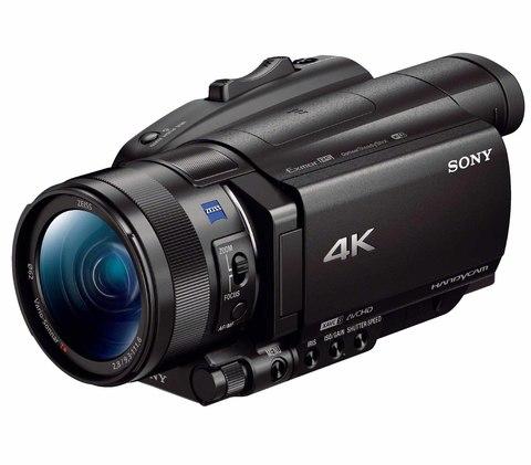 Sony FDR-AX700 купить в Sony Centre Воронеж