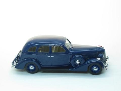 ZIS-101A 1940 blue 1:43 Nash Avtoprom