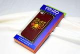 Чехол Kenzo Tiger для iphone 5С (Коричневый)