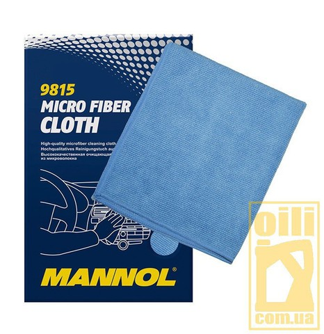 Mannol 9815 MICRO FIBER CLOTH