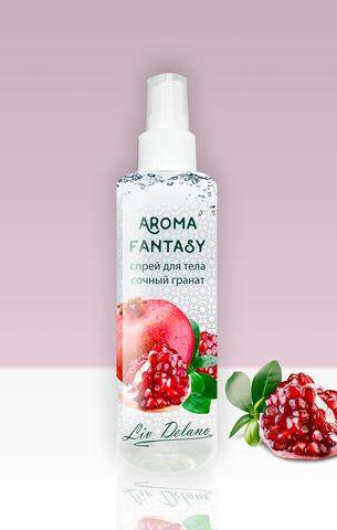 Liv delano Aroma Fantasy Спрей для тела