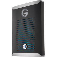 Внешний SSD G-Technology 500GB G-DRIVE mobile Pro Thunderbolt 3