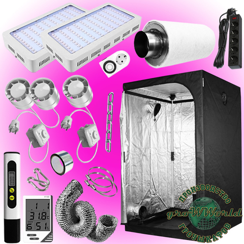 120х120х200 PROBOX  600W LED SUPERSILENT