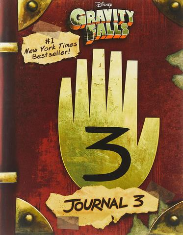 Gravity Falls. Journal 3