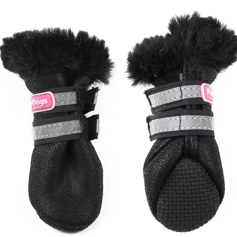 Зимние ботинки для тойтерьера