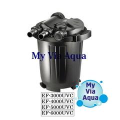 Напорный фильтр для пруда ViaAqua EF-5000UVС, Atman EF-5000UV