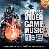 London Philharmonic Orchestra, Andrew Skeet / The Greatest Video Game Music 1 & 2 (2CD)