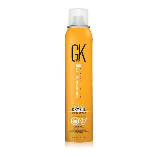 Сухое масло спрей для блеска Global Keratin Dry Oil Shine Spray 115мл