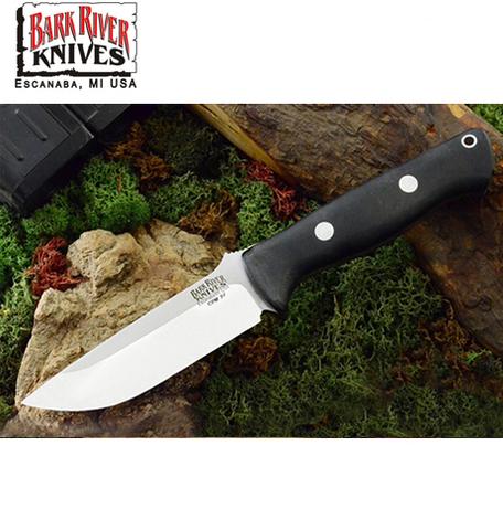Нож Bark River модель Bravo1 3VR Black Canvas Matte
