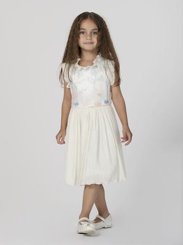 Нарядное платье для девочки (арт.29003)