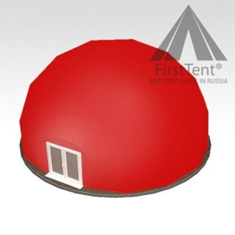 Сферический шатер D16