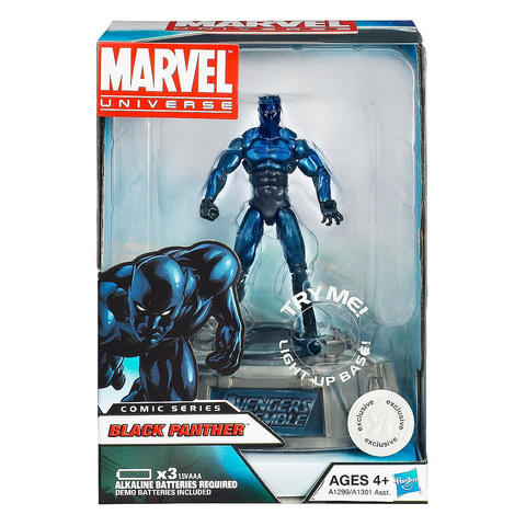 Marvel Collectors Base Figure - Black Panther