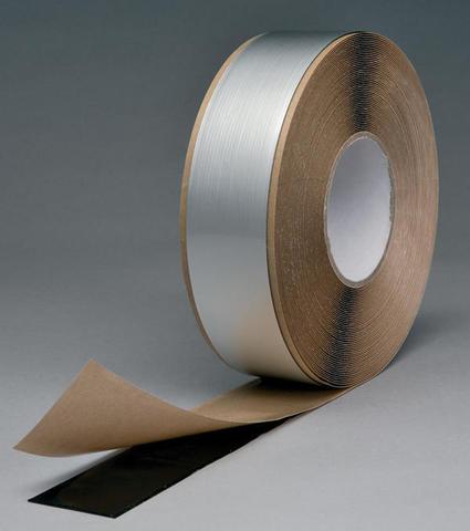 ALU-FIXBAND Герметизирующая бутиловая лента с алюминиевым покрытием