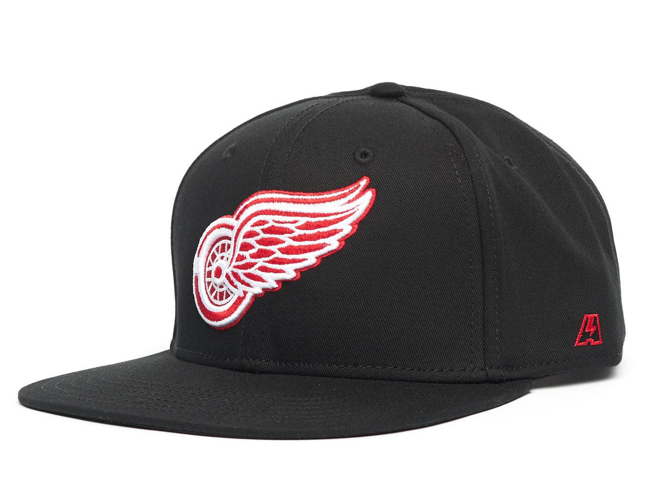 Бейсболка NHL Detroit Red Wings Snapback