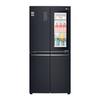 Холодильник LG InstaView Door-in-Door GC-Q22FTBKL