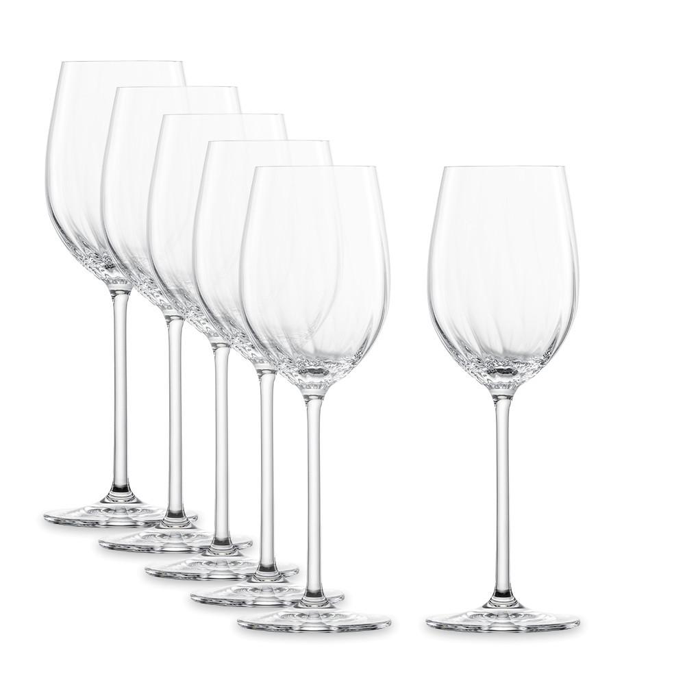 Фото - Набор бокалов для белого вина 296 мл, 6 шт, Prizma набор бокалов для красного вина schott zwiesel prizma 561 мл 6 шт