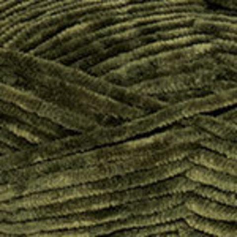 Пряжа YarArt Dolce зеленый мох 772