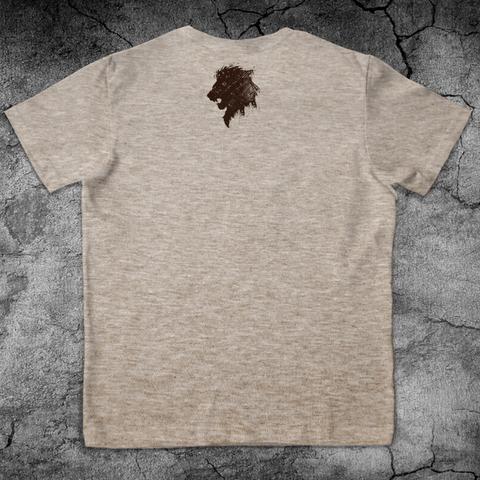 Купить хлопковую футболку Leo для пауэрлифтинга, для зала, фитнеса, стиль жизни вид со спины