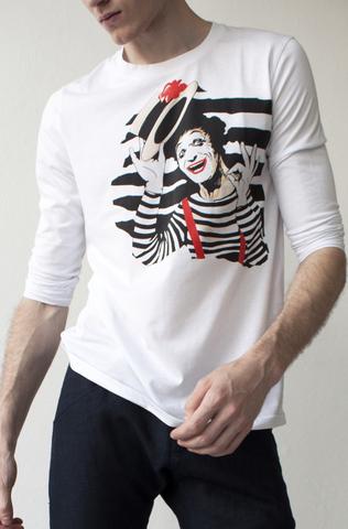 Мужская футболка «Marcel Marceau»