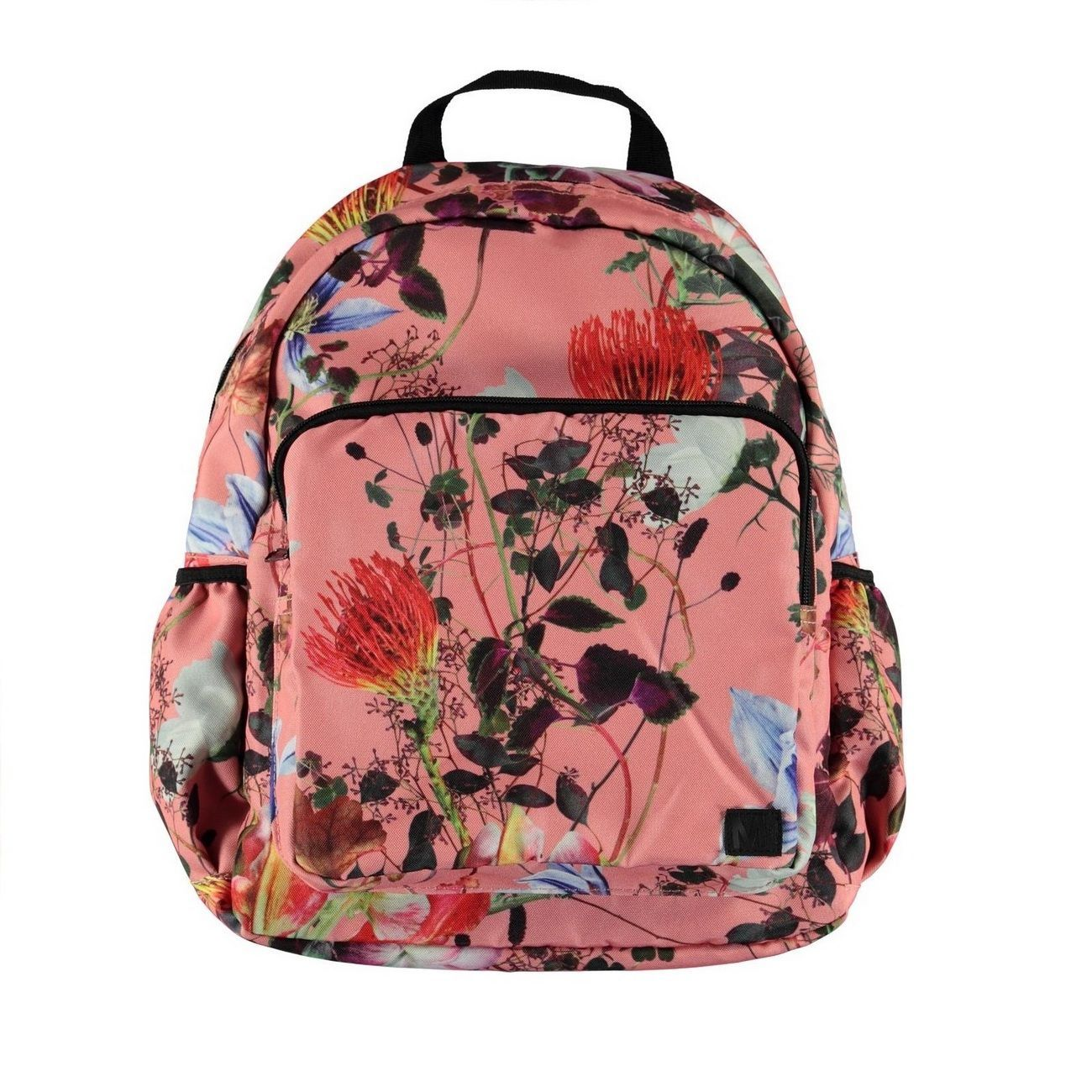 Molo Big backpack Flowers of the World