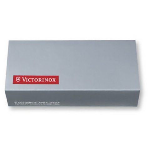 Нож Victorinox RangerGrip 52, 130 мм, 5 функций, красный с черным