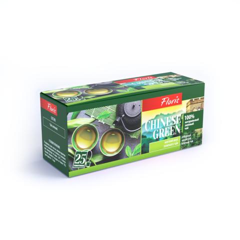 Чай CHINESE GREEN в фильтр-пакетах, 50г ТМ