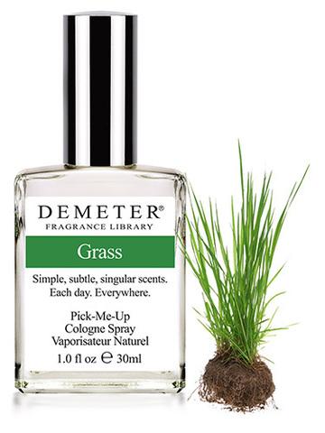 Духи «Трава» от Demeter