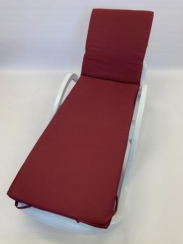 Пластиковый матрац для лежака DESIGN БОРДО