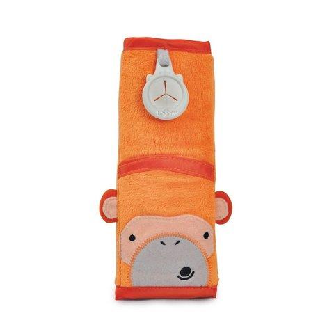 Накладка-чехол для ремня безопасности в авто, обезьянка Mylo