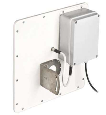 Kroks KP18-2050 BOX направленная 18 дБ 3G антенна UMTS 2100 с боксом для модема