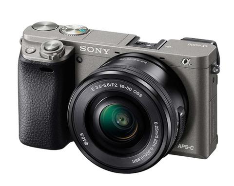 Фотокамера Sony A6000L цвета чёрный графит в Sony Centre Воронеж