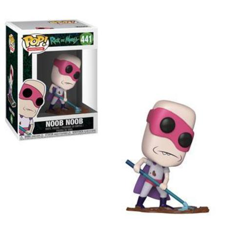 Фигурка Funko POP! Vinyl: Rick & Morty: Noob Noob 35593