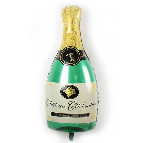 Фольгированный шар Шампанское