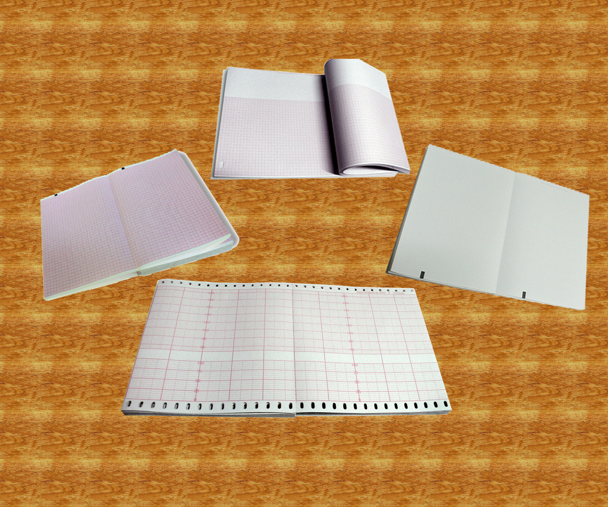 107х140х200, бумага ЭКГ для Burdick, реестр 4035