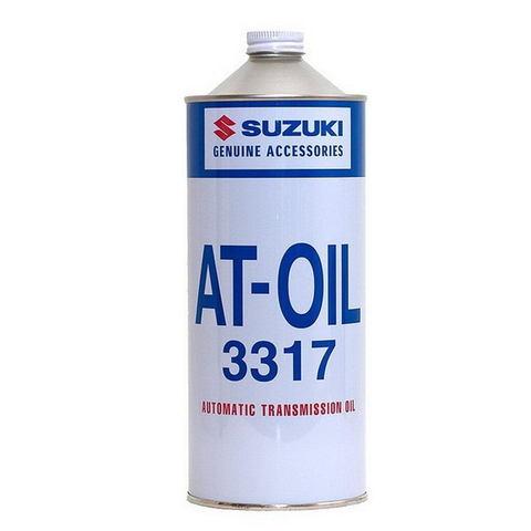 SUZUKI ATF 3317 Жидкость трансмиссионная АКПП (Япония)