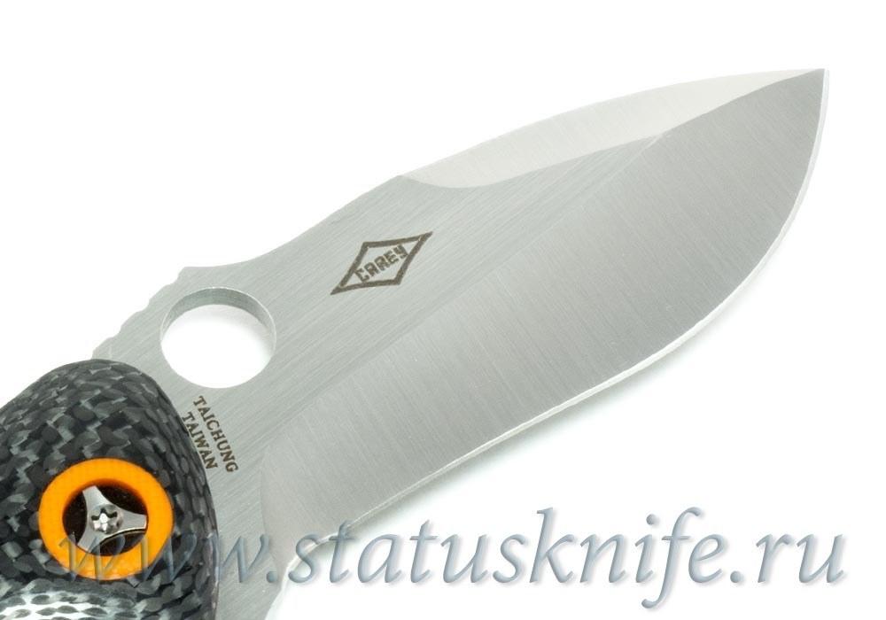 Нож Spyderco Rubicon 187CFP - фотография