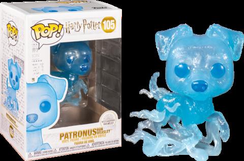 Фигурка Funko Pop! Movies: Harry Potter - Patronus Ron Weasley