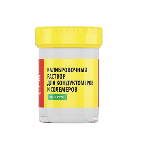 Калибровочный раствор для солемеров и кондуктомеров от Gorshkoff