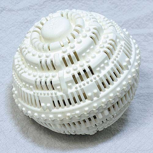 Шар для стирки белья Clean Ballz Supra, белый фото
