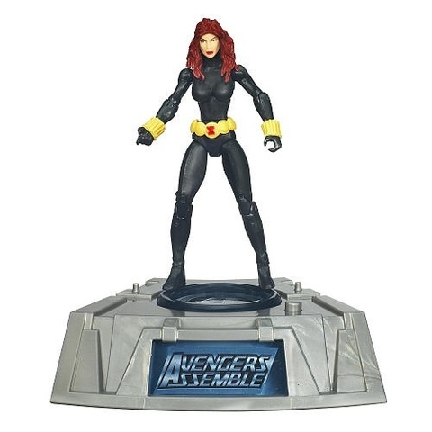 Marvel Collectors Base Figure - Black Widow
