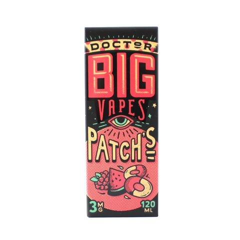 Жидкость Doctor Big Vapes Patch