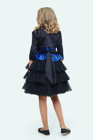 Платье детское + болеро (артикул 2Н114-7)