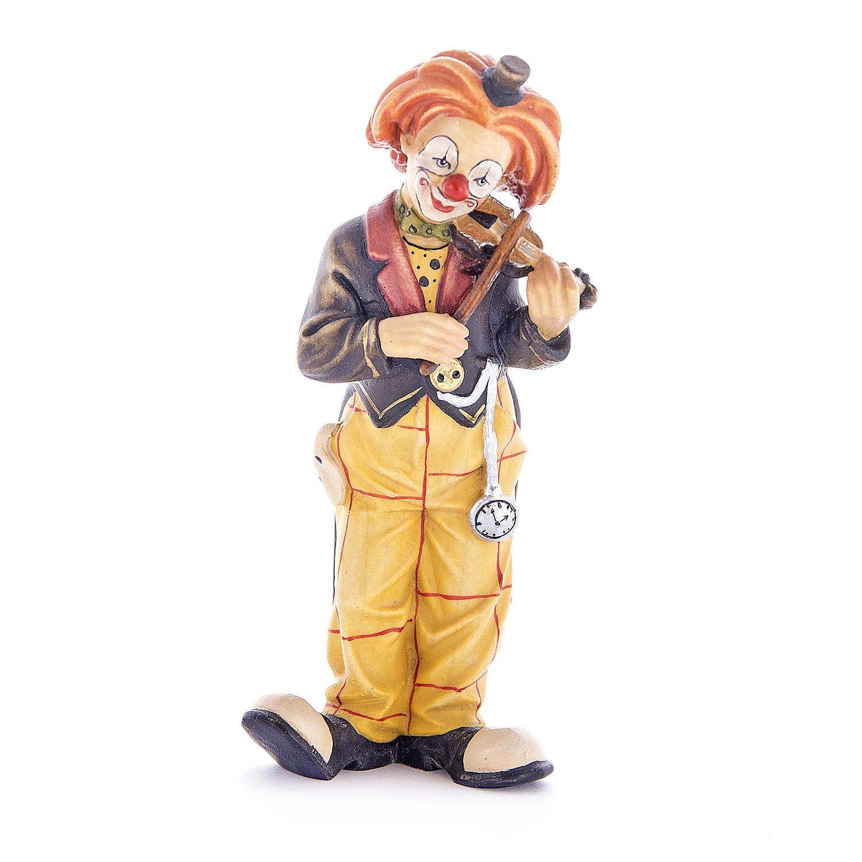 Клоун-скрипач