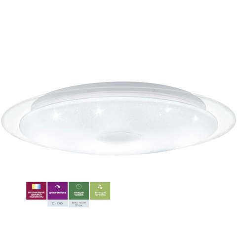 Светодиодный потолочный светильник Eglo LANCIANO 1 98324