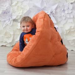 Кресло Farla Lounge Kids Оранжевое
