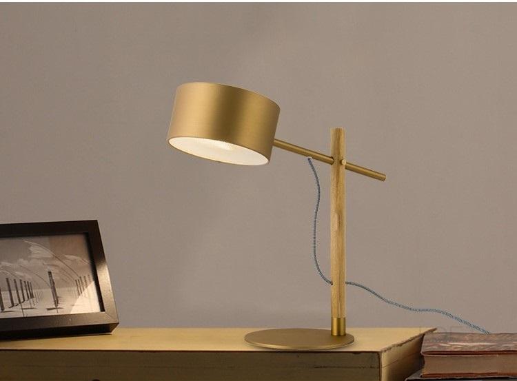 Настольная лампа Metal