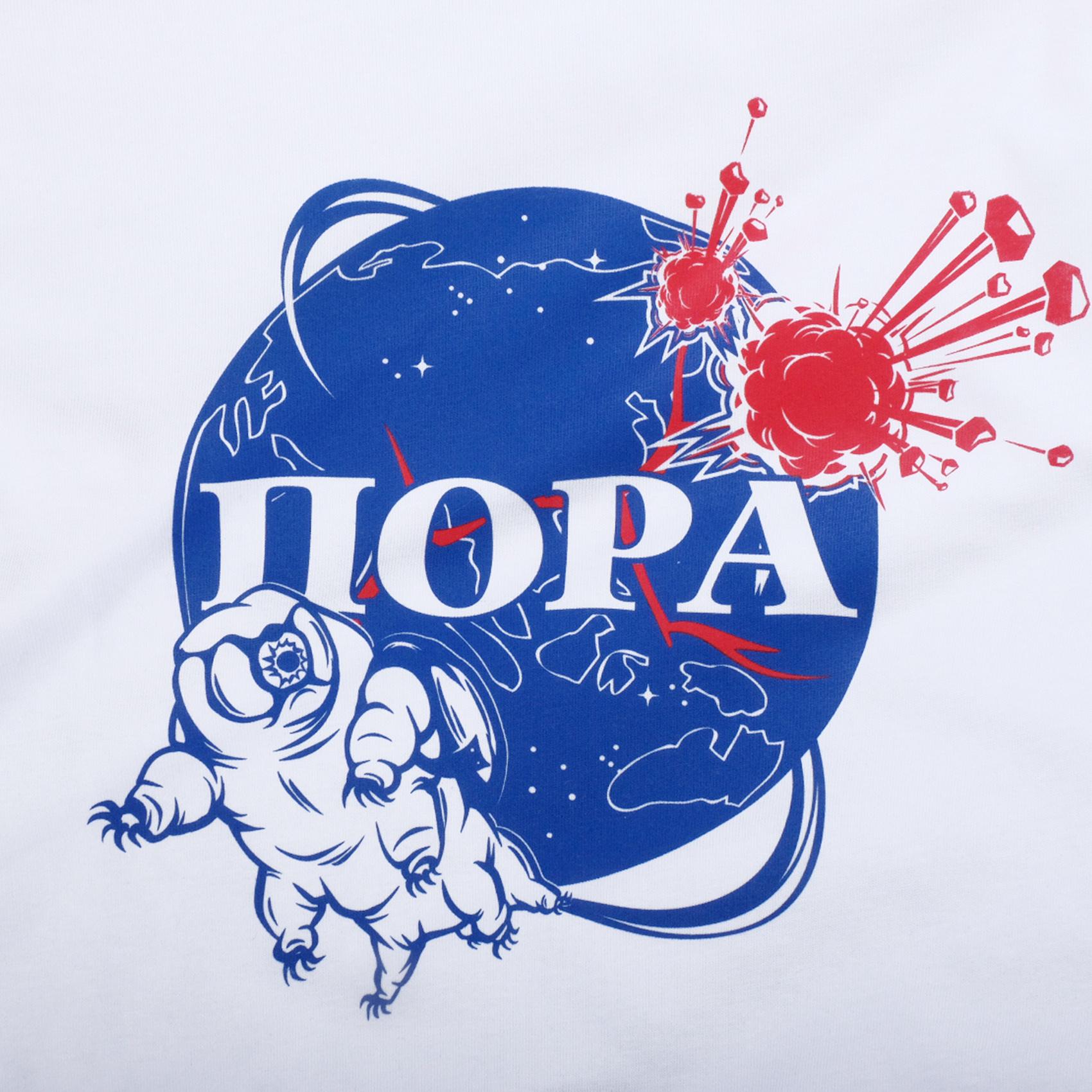 Пора - Тихоходка Пётр / футболка