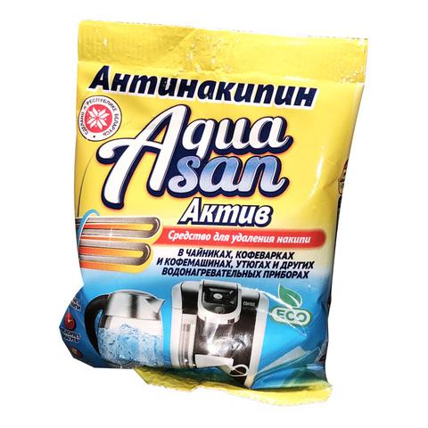 Aquasun Средство для удаления накипи Актив в саше 70 г