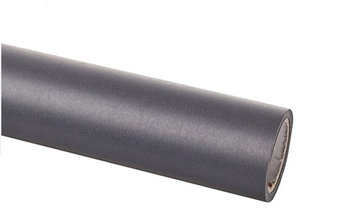 Бумага вощеная 65 см 10м, серый