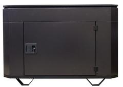 Домик для генератора SB1200DM вид спереди